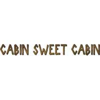 Camping Freebies Picture Helpers - Cabin Sweet Cabin logo 1