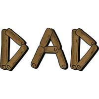 Camping Freebies Picture Helpers - Dad