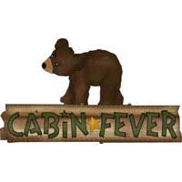Camping Freebies Picture Helpers - Cabin Fever