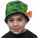 Camping Crafts - Fisherman Hat