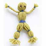 Camping Crafts - Yarn Doll