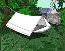 camping hammock tent how to make a camping hammock tent  rh   campingfreebies