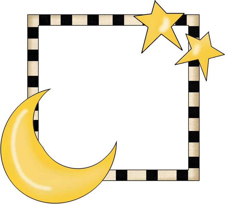 Moon And Stars Picture Frame Campingfreebies Com
