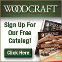 Free Catalog from Woodcraft